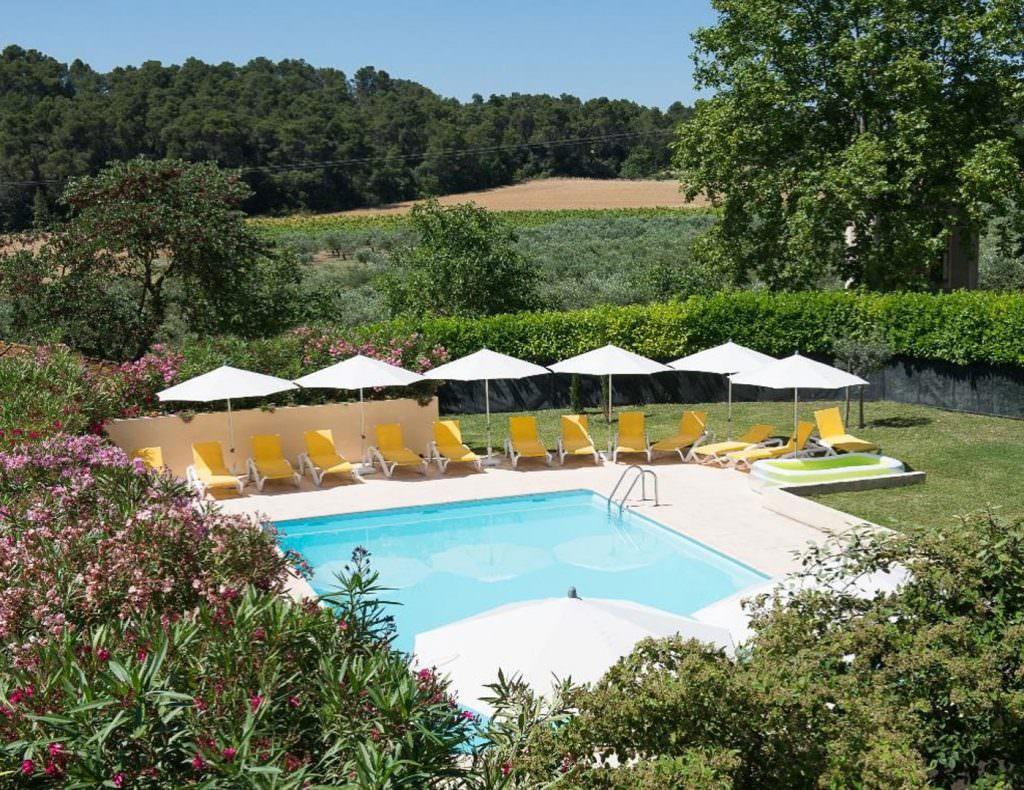 Chateau Canet - pool